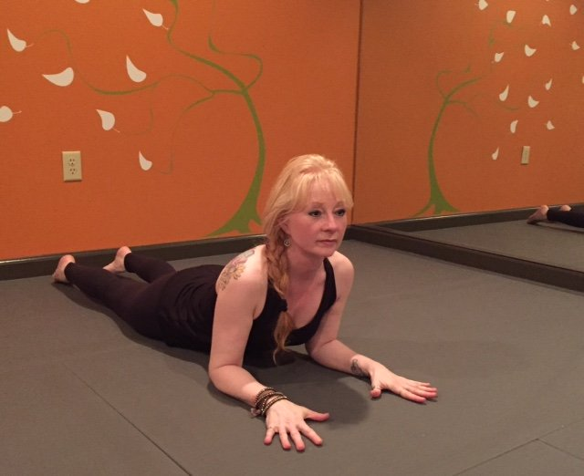 Cancer survivor so grateful she found Yoga